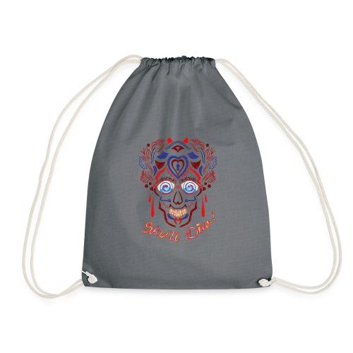 Skull Tattoo Art - Drawstring Bag