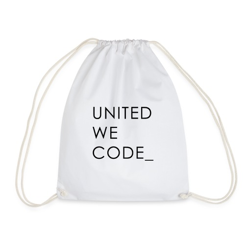 United We Code - Sac de sport léger