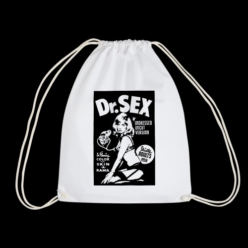 Doctor Sex poster - Sac de sport léger
