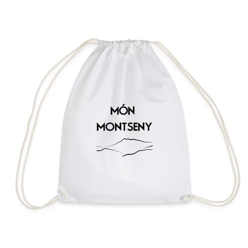 logo monmontseny - Mochila saco