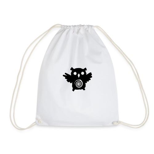Night Owl - Drawstring Bag