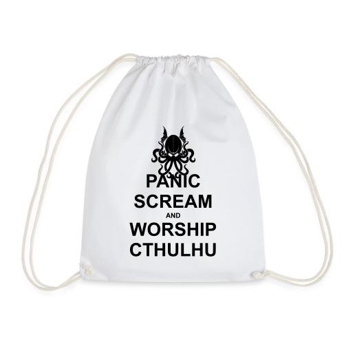 Panic Scream and Worship Cthulhu - Turnbeutel