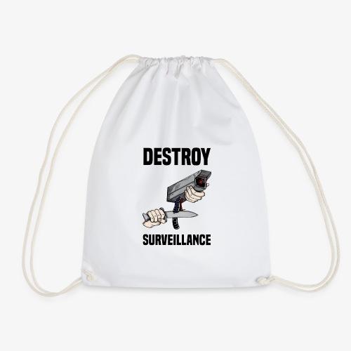 Destroy surveillance - Sac de sport léger
