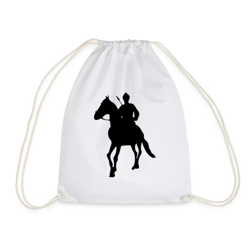Sikh Warrior - Drawstring Bag