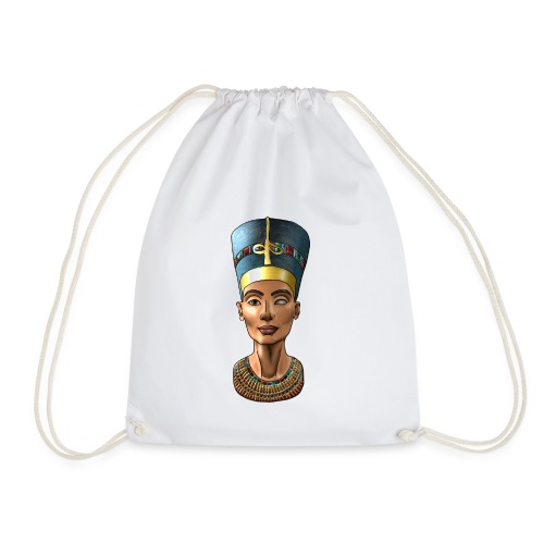 Nefertiti - Drawstring Bag