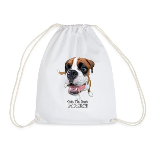 Only the best - boxers - Drawstring Bag