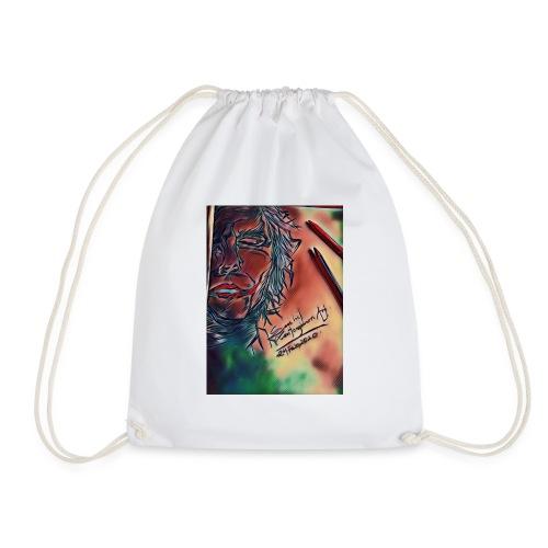 JOKER CUSTOM TEES - Drawstring Bag