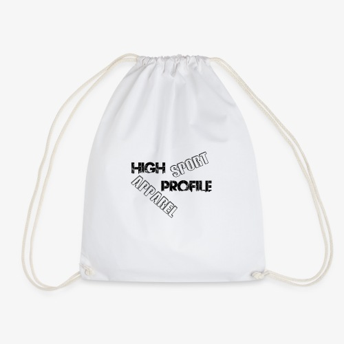 HIGH PROFILE SPORT - Drawstring Bag