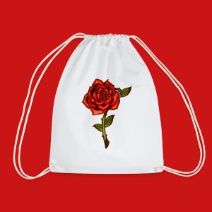 Red Rose - Sacca sportiva