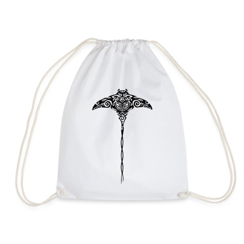 Aloha Ray - Drawstring Bag