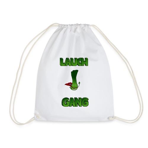 Lauch Gang Logo - Turnbeutel