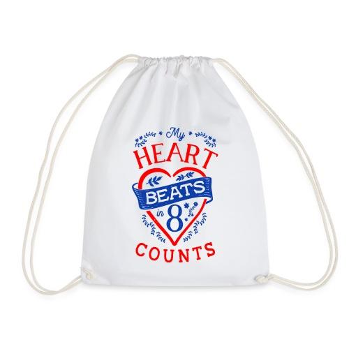 My Heart Beat - Turnbeutel