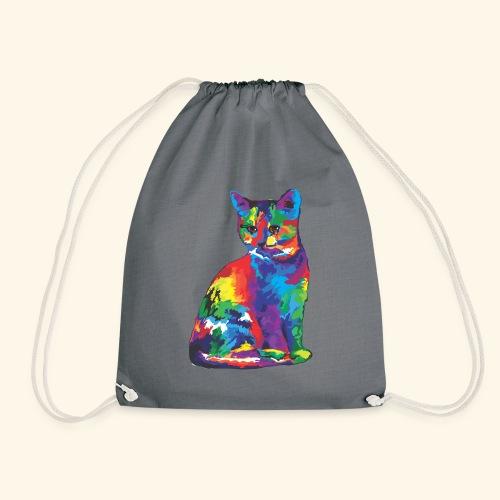 Gato fantástico - Mochila saco