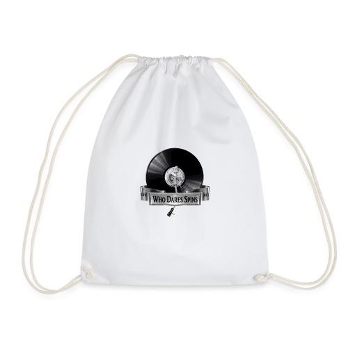 Badge - Drawstring Bag