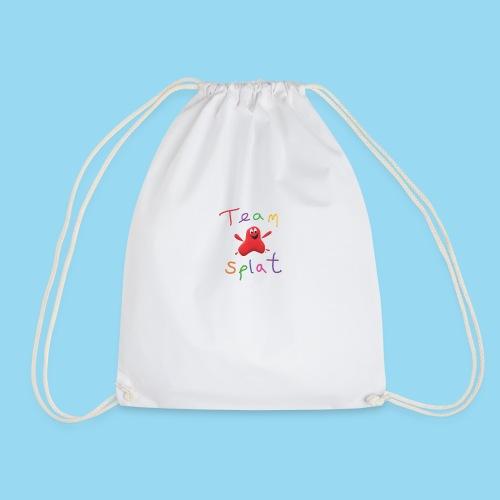 Team Splat - Drawstring Bag