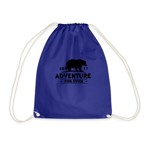 ADVENTURE FOR EVER - GRIZZLY - Sacca sportiva