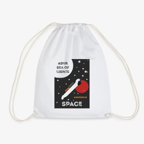 #ADURSOL18 Space Theme - Drawstring Bag