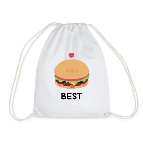 hamburger - Sacca sportiva