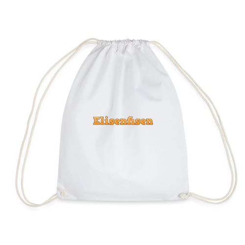 Elisenfisen mussemåtte - Drawstring Bag