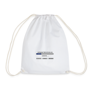 europeanfederation.exe - Drawstring Bag
