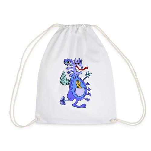 Blue Dragon - Sacca sportiva