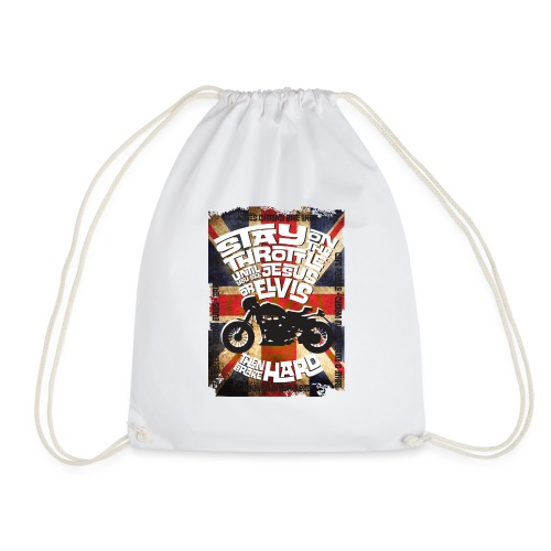 Kabes British Customs - Drawstring Bag