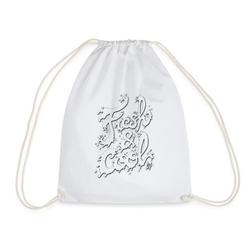 Fresh & Cool - Drawstring Bag