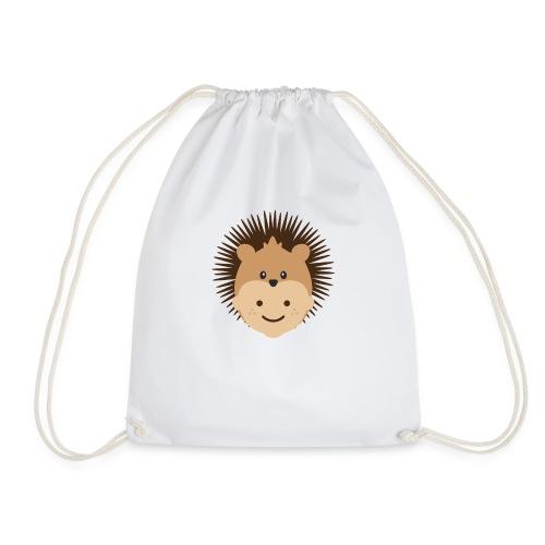 Fin the Hedgehog | Ibbleobble - Drawstring Bag