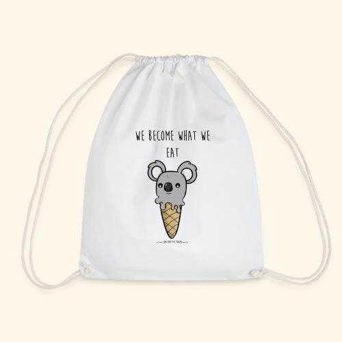 ice cream koala - Sac de sport léger