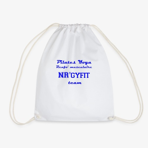 NRgyfit Team bleu Tshirt by NR'gyfit Nature - Sac de sport léger