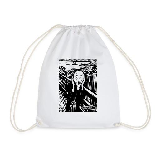 Oompah Brass Scream - Drawstring Bag