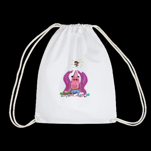 BigInGoes (2) - Drawstring Bag