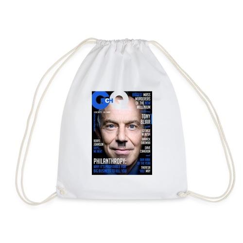 GCHQ Magazine - Drawstring Bag