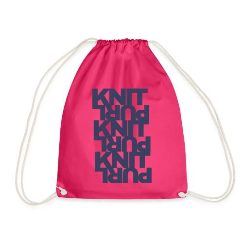 St, dark - Drawstring Bag