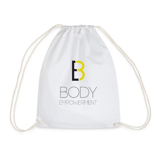 Body Empowerment Logo 1 - Drawstring Bag