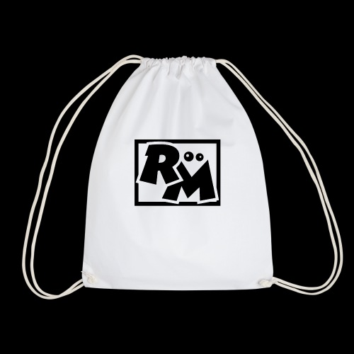 Runt Mods Black - Drawstring Bag