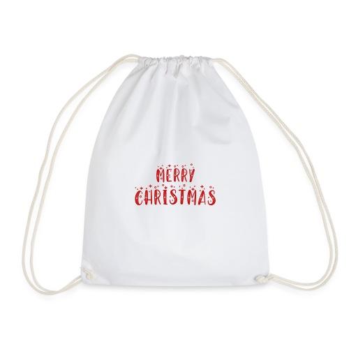 Merry Christmas - Turnbeutel