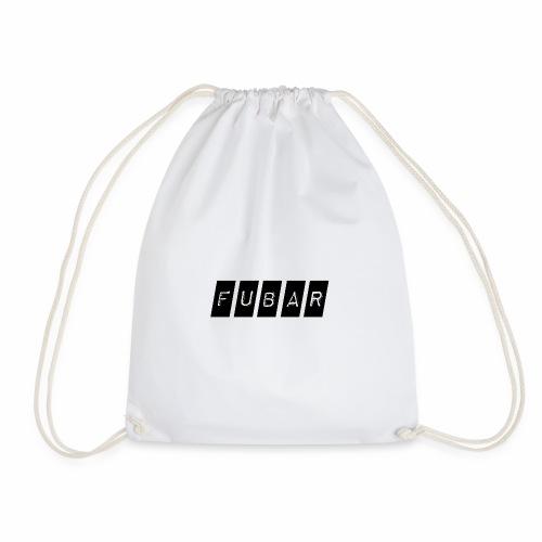 Fubar (Fucked Up Beyond All Recognition) - Drawstring Bag
