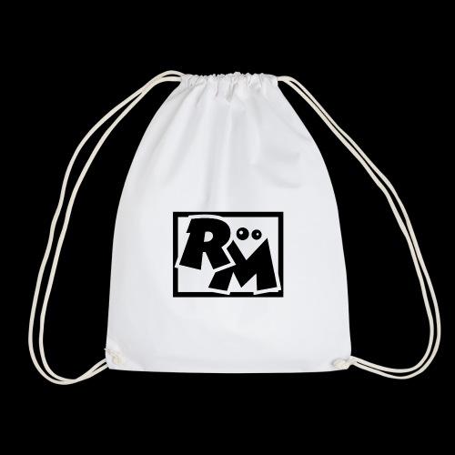 Runt Mods Black - Drawstring Bag