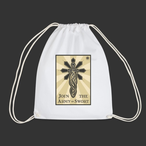 Join the army jpg - Drawstring Bag