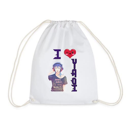 I love Yaoi ( Aoba ) - Mochila saco