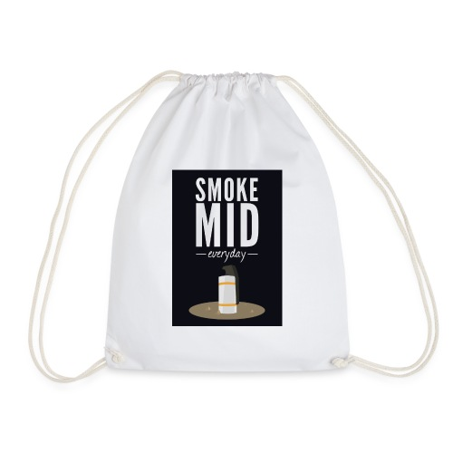 smoke mid - Gymtas