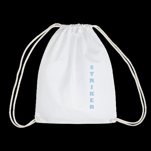 THE STRIKER #9 - Drawstring Bag