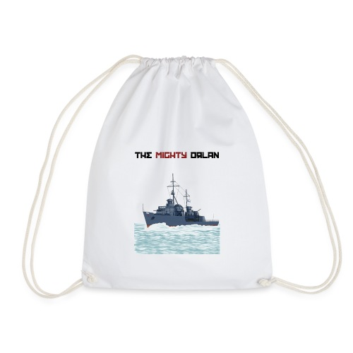 The Mighty Orlan - Drawstring Bag
