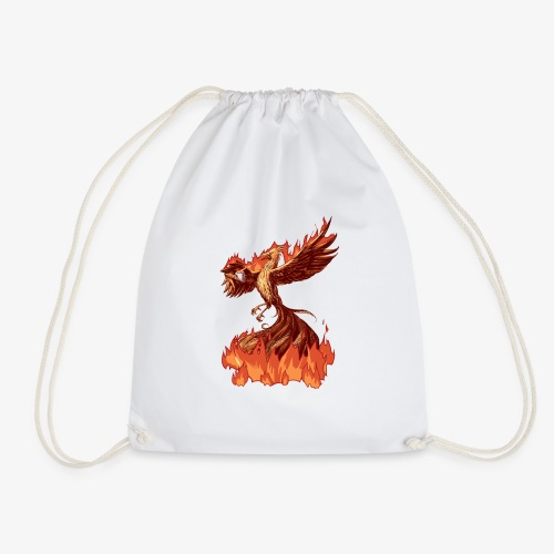 Phoenix Tea - Drawstring Bag