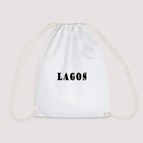Lagos - Drawstring Bag