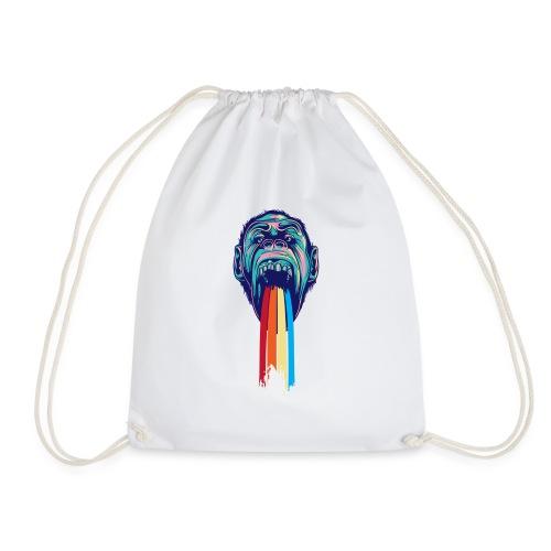 GORILLA - Drawstring Bag