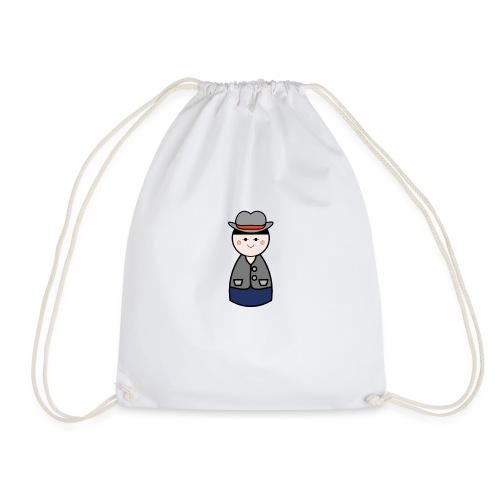 Cowboy - Drawstring Bag