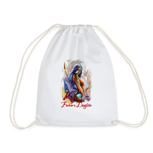 Woman Love - Drawstring Bag