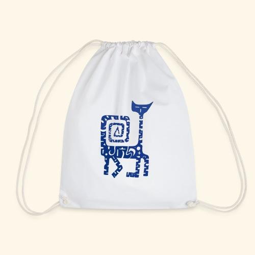 Gato Espiral - Mochila saco